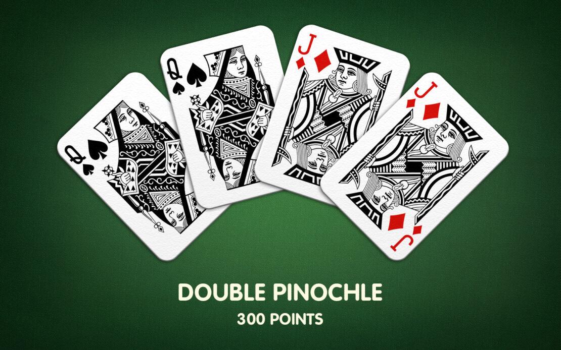 Pinochle Melds - Double Pinochle