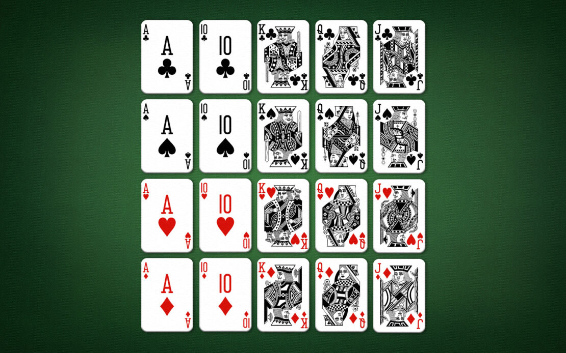 Pinochle Cards: Ranks and Suits