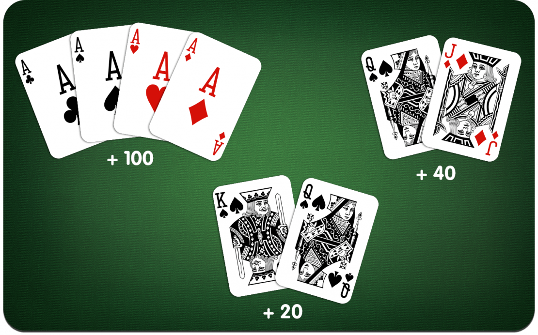 Preview Pinochle Lesson 2: Melds in Pinochle