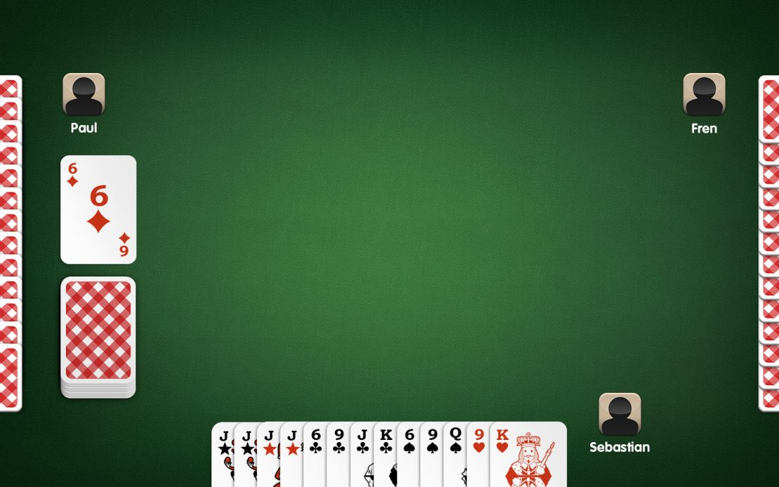Rummy Playing Field: Going Rummy