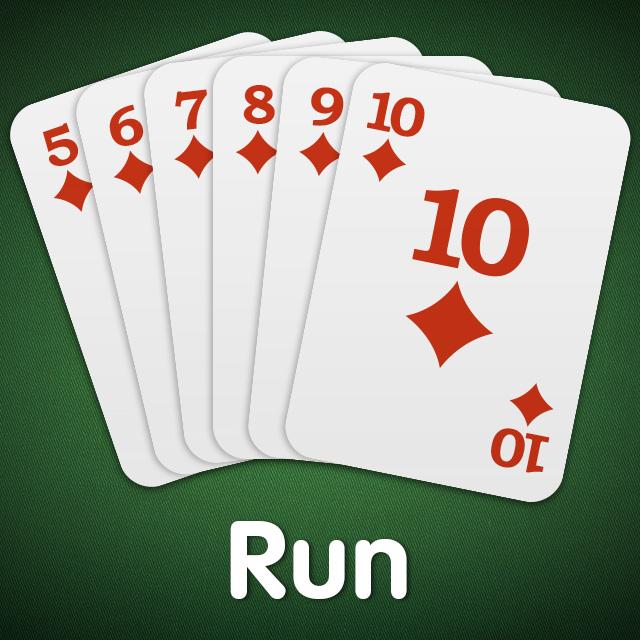 Icon Rummy Run