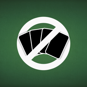Ban of Playing Cards