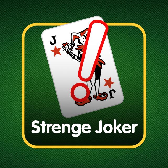 Rommé-Icon: strenge Joker