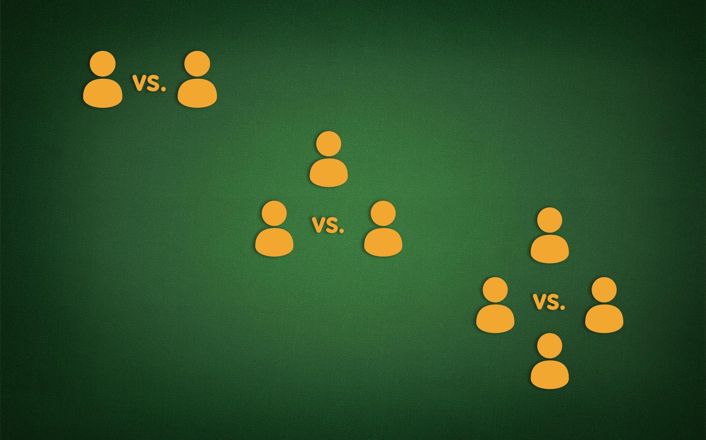 Lektion 3: Deine Rommé-Mitspieler und ihre Anzahl