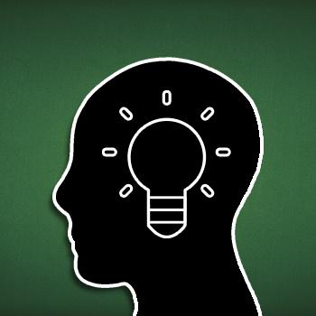 Symbolbild: mit dem Kopf schaffen