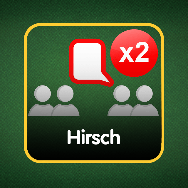 Icon Hirsch