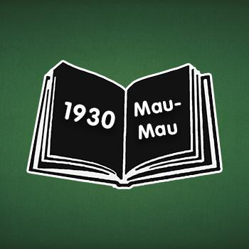 Erste Erwähnung Mau-Mau