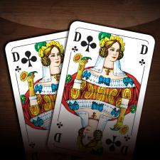 Doppelkopf spielen im Doppelkopf-Palast